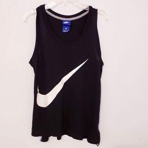 Nike Women's Sportswear Tank Top White/Black